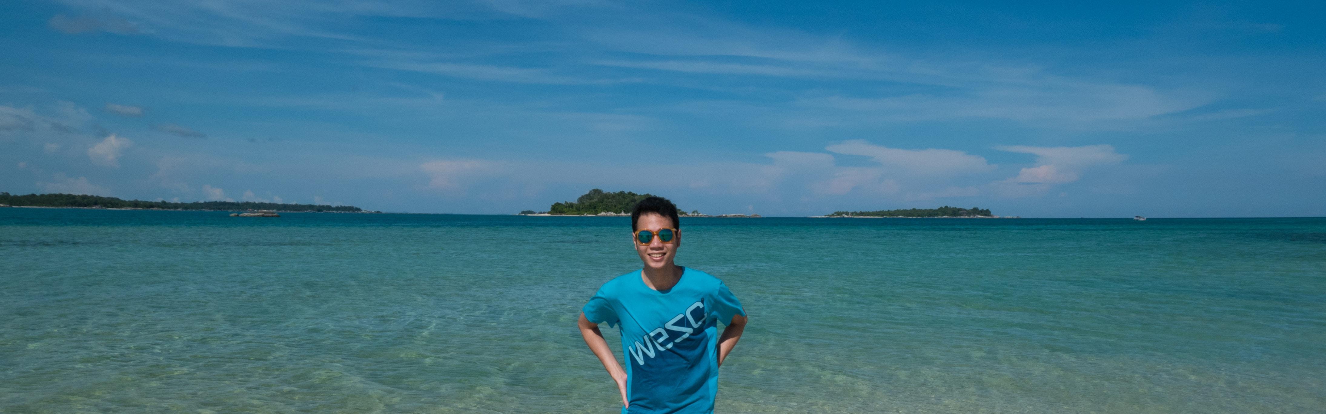 pulau pasir belitung 2